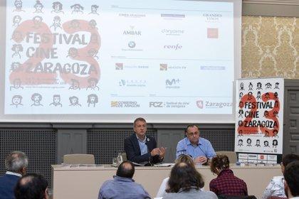 Premio honorífico del Festival de Cine de Zaragoza a la actriz Julia Gutiérrez Caba
