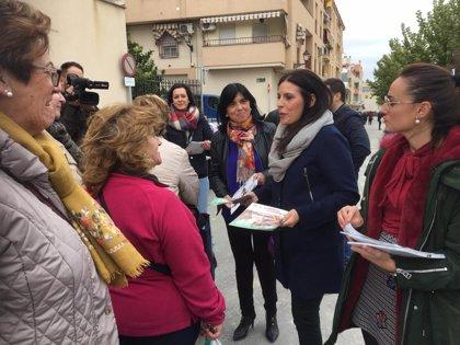 """Férriz (PSOE Jaén) sitúa Andalucía como """"referente de la izquierda y del blindaje del estado del bienestar"""""""
