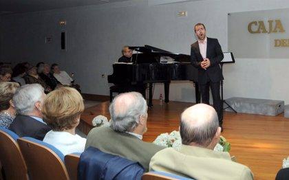 Fundación Caja Rural del Sur acoge concierto benéfico en Huelva de la soprano Ana Troncoso y el tenor Guillermo Orozco