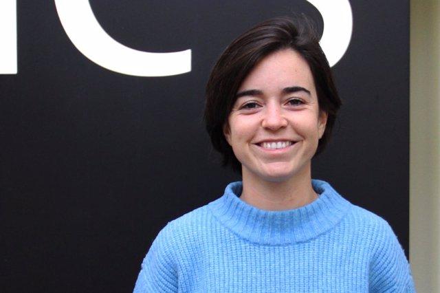 Ángela Abascal, arquitecta e investigadora de la Universidad de Navarra