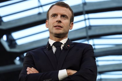 Macron defiende su plan para rendir homenaje a Petain por su papel durante la Primera Guerra Mundial