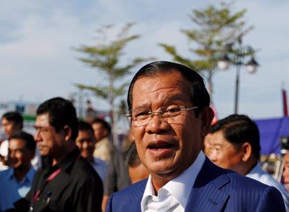 Hun Sen pide a su Gobierno que rebaje las presiones sobre los líderes sindicales de Camboya