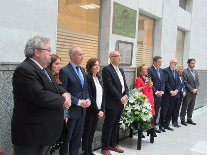 """Judicatura y Fiscalía piden """"justicia legal y moral"""" para Lidón y el resto de víctimas del terrorismo de ETA"""