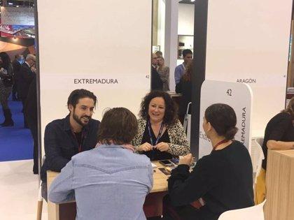 """Extremadura se presenta en Reino Unido como un destino alternativo al """"sol y playa"""""""