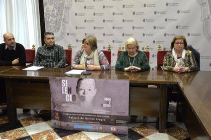 """Una muestra de poesía y fotografía conciencia en Granada sobre la """"urgencia"""" de erradicar la violencia de género"""