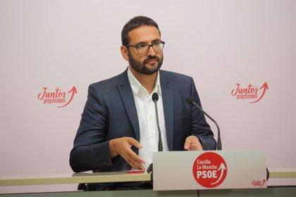 """PSOE C-LM cree que la dimisión de Cospedal """"no es un ejercicio de responsabilidad"""" sino que era """"una obligación moral"""""""