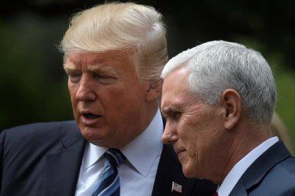 Trump ofrece a Pence volver a competir por la Casa Blanca en 2020