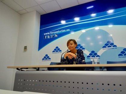 """Moriyón (Foro) dice que hay que preocuparse antes de que sea tarde de las """"amenazas"""" sobre el sector industrial"""