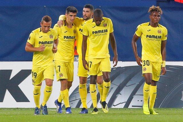 Villarreal CF - Rapid de Viena