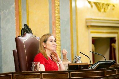 Ana Pastor inaugura este jueves en el Congreso el VII foro parlamentario hispano portugués