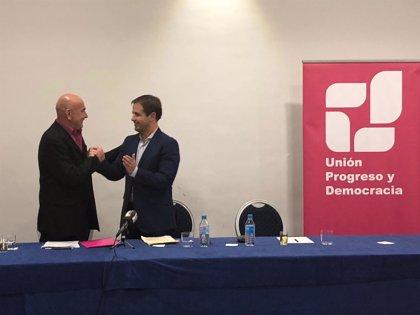 """UPYD propone devolver sanidad y educación al Estado para """"despolitizar"""" estas competencias"""