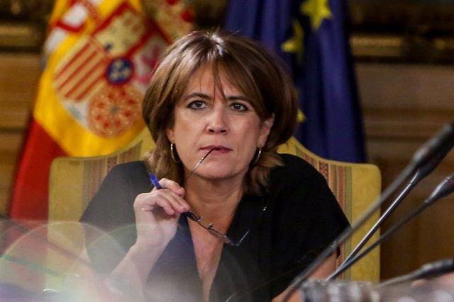 La ministra de Justicia, Dolores Delgado, preside la Conferencia Sectorial de Ju