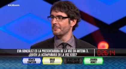 Juanra Bonet presentará junto a Eva González 'La Voz Kids'