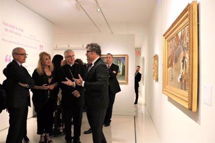 """Thyssen, orgullosa de que su museo de Andorra esté entre """"los 10 más importantes del mundo"""""""