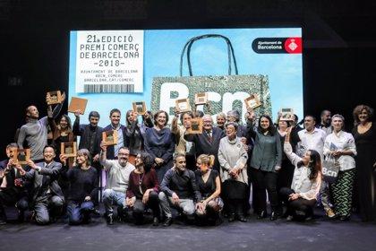 Los Premis Comerç de Barcelona reconocen las mejores iniciativas de la ciudad