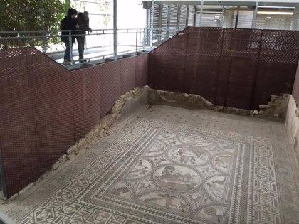 Cañamero (Podemos) reivindica más inversiones para el yacimiento arqueológico de Cástulo en Linares (Jaén)