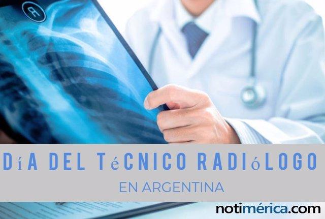 DÍA DEL TÉCNICO RADIÓLOGO EN ARGENTINA