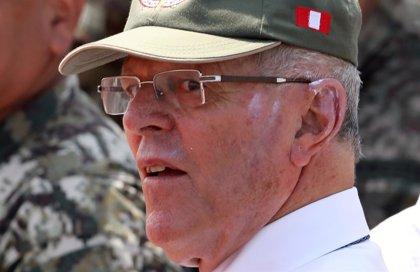 El fiscal general de Perú presenta una denuncia constitucional contra Kuczynski