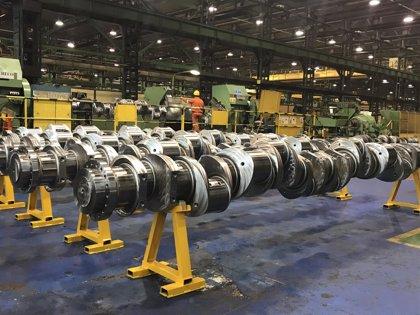 La producción industrial crece un 3,5% en septiembre