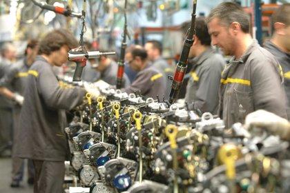 Cae un 9,6% la producción industrial en septiembre
