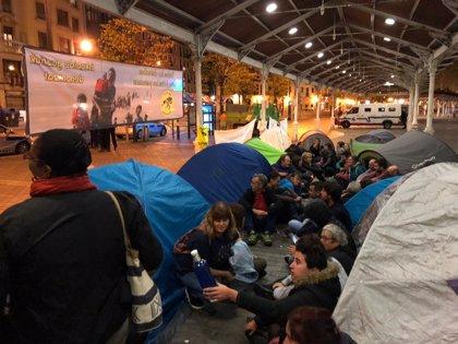 Representants de la caravana de migrants es reuniran amb López Obrador a Mèxic