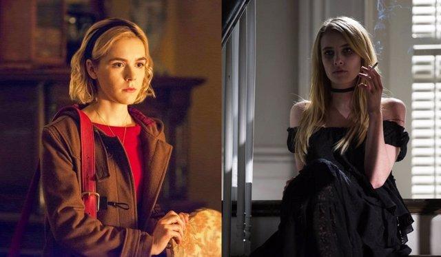 Sabrina y American Horror Story