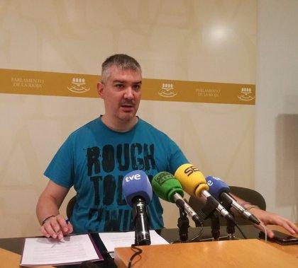 """Cantabrana asegura que """"vuelve"""" a las primarias de Podemos en La Rioja y acusa a Garrido de """"desvirtuar"""" el proyecto"""