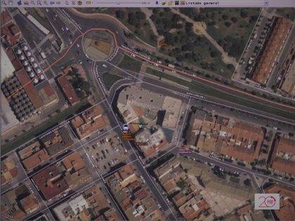 Herida una joven al ser atropellada por una furgoneta en Espinardo (Murcia)