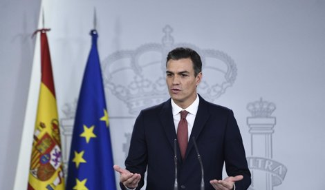 Resultado de imagen de Primeras imágenes del detenido por planear un atentado contra Pedro Sánchez