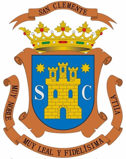 """C-LM ratifica el escudo heráldico y la bandera de la """"Muy Noble, Muy Leal y Fidelísima Villa"""" de San Clemente"""