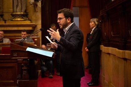 """El Govern contactará """"en las próximas semanas"""" con los grupos para abordar las cuentas catalanas"""