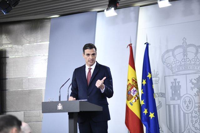 Pedro Sánchez anuncia mesures després de la decisió del Suprem sobre l'impost de