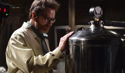 Bryan Cranston quiere volver a ser Walter White en la película de Breaking Bad