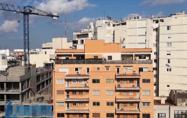 Baleares tiene los pisos más caros independientemente de su antigüedad, según un estudio