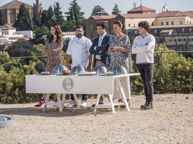 Masterchef Celebrity en Málaga sabor a málaga
