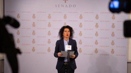 """Podemos exige a Susana Díaz explicaciones por la """"corrupción"""" y critica el """"teatro"""" de la comisión del PP en Senado"""