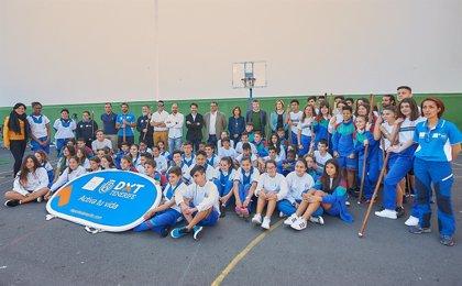 El Cabildo de Tenerife organiza 30 talleres para llevar los deportes autóctonos a 1.700 escolares