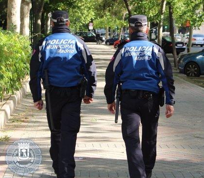 Dos detenidos en Puente de Vallecas y en Carabanchel por agredir a sus respectivas parejas