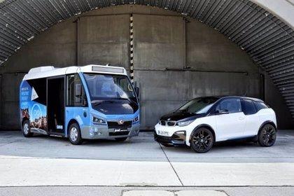 """BMW suministrará motores y baterías para el """"Jest eléctrico"""", el autobús eléctrico de Karsan"""