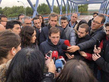 """Almeida considera """"excesivo"""" el plazo de Garrido a Carmena para que entregue los expedientes de Madrid Central"""