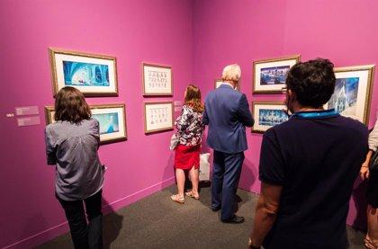 La exposición sobre Disney en CaixaForum recibe 208.000 visitantes