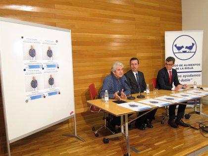 La VI Gran Recogida del Banco de Alimentos de La Rioja tiene como objetivo conseguir los 171.830 kilos del año pasado