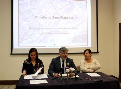 La Torre Cega, la principal descoberta de l'estudi històric i arqueològic de la muralla de Sant Francesc de Valls