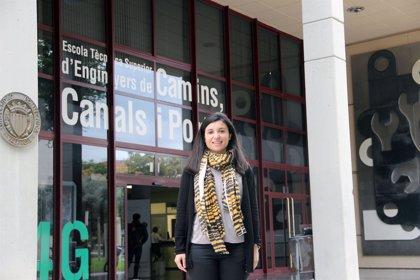 Una profesora de la UPV, primera ingeniera española premiada por la Association for Life-Cycle Civil Engineering