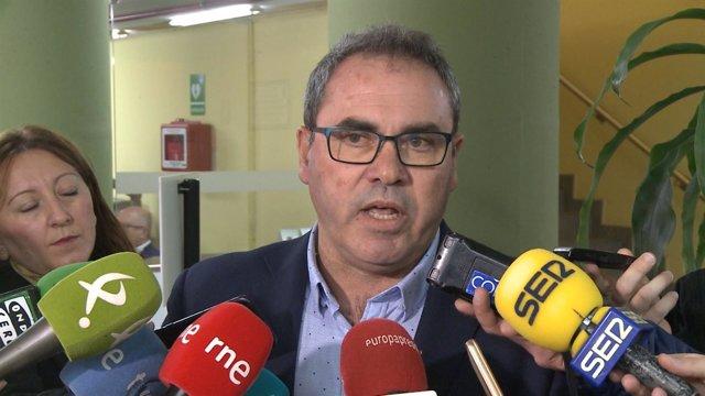 Ángel Pacheco, presidente de Cooperativas Agro-alimentarias