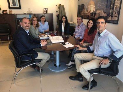 La Diputación de Cádiz asesora a San Martín del Tesorillo sobre la gestión de sus tributos como municipio independiente