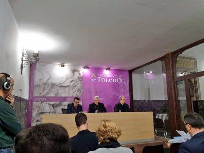 """El arzobispo de Toledo """"no es partidario"""" de adecuar la división eclesiástica de diócesis a las provincias"""