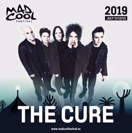 The Cure en el Mad Cool