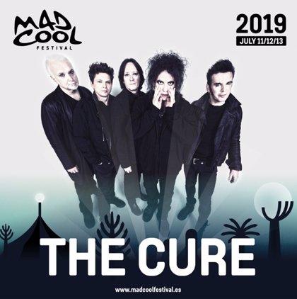The Cure estarán en el Mad Cool Festival 2019