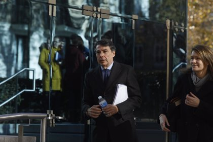 Ignacio González se incorpora a su puesto de funcionario en el Ayuntamiento de Madrid en un edificio de Delicias